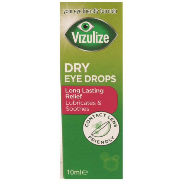 Vizulize Dry Eye Drops