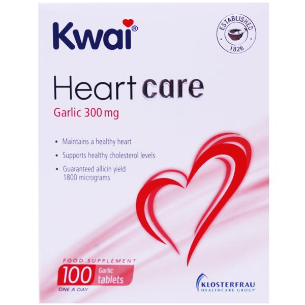 Kwai Heart Care Garlic 300mg Tablets