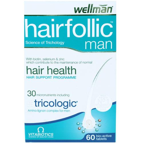 Wellman (Hairfollic) Tricologic