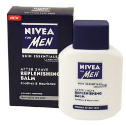 Nivea For Men After Shave Replenishing Balm - Mild