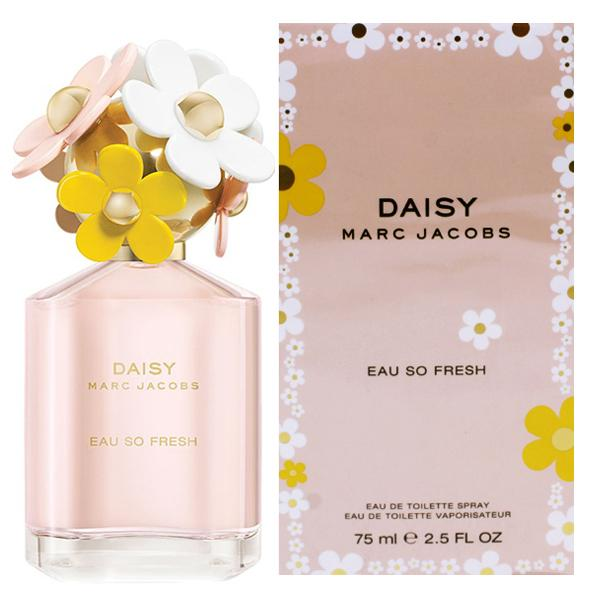 Marc Jacob Daisy Eau So Fresh EDT