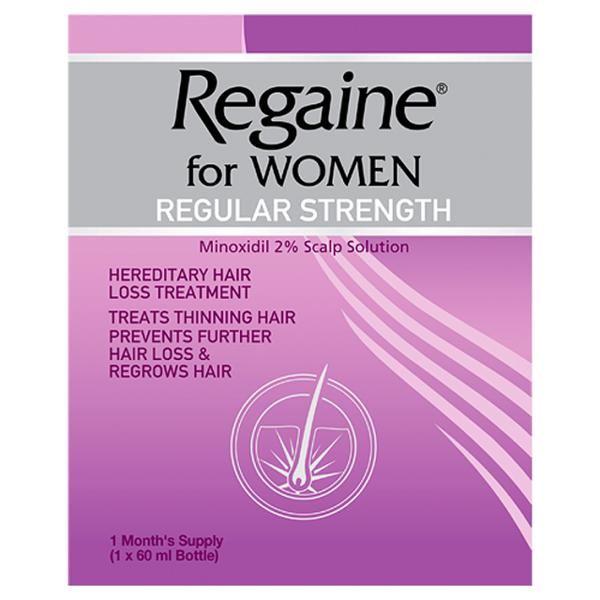 Regaine For Women Regular Strength