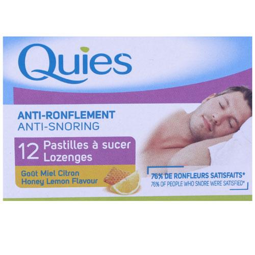 Quies Anti Snoring Lozenges
