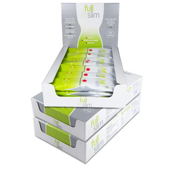 Full & Slim Triple Pack