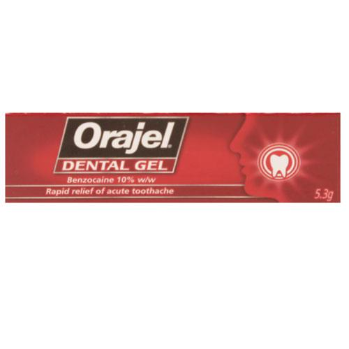 Orajel Dental Gel