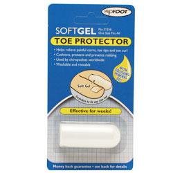 Pro Foot Soft Gel Toe Protector