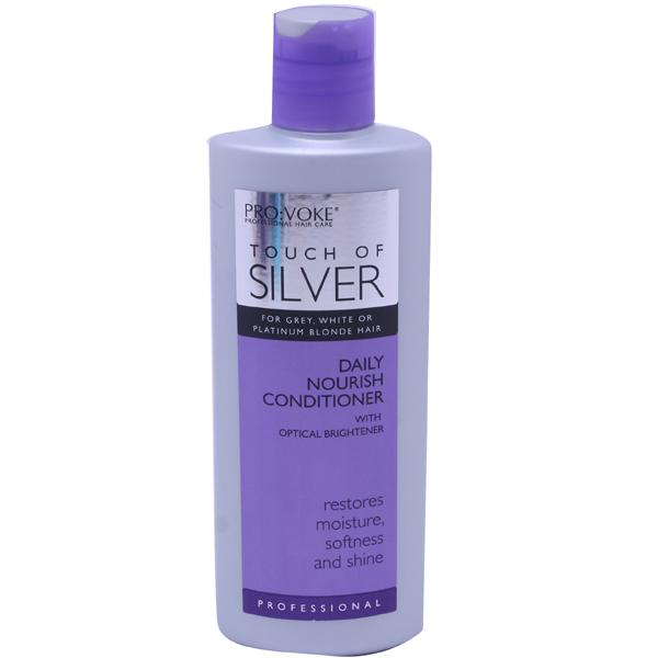Pro:Voke Touch of Silver Daily Nourish Conditioner