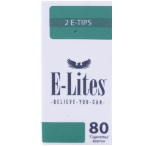 E-Lites Menthol E-Tips Twin Pack