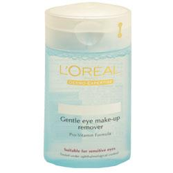 L'Oreal Expertise Gentle Eye Make-Up Remover