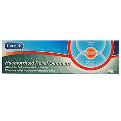 Haemorrhoid Relief Ointment (Care)