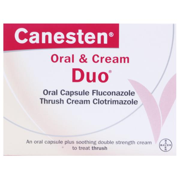 Canesten Oral and Cream Duo