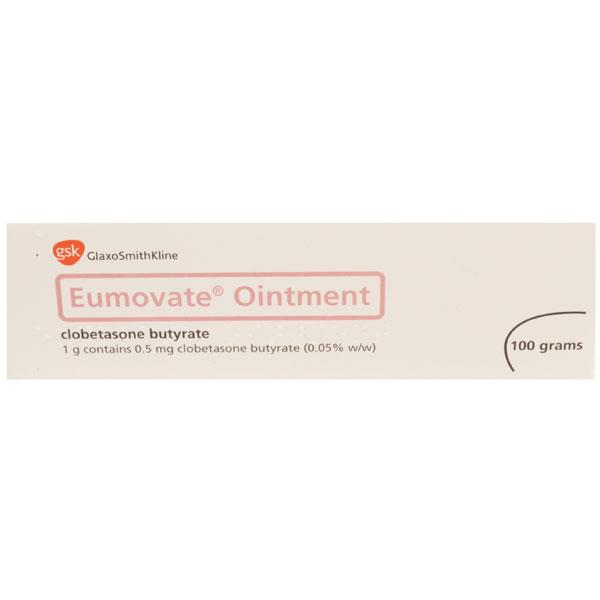 Eumovate Ointment 100g