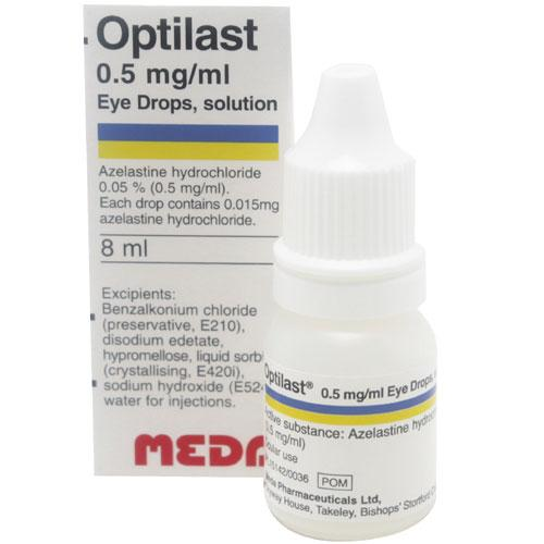 Optilast Eye Drops