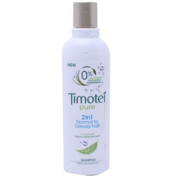 Timotei Pure 2 In 1 Shampoo