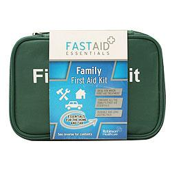 Fast Aid First Aid Family Kit