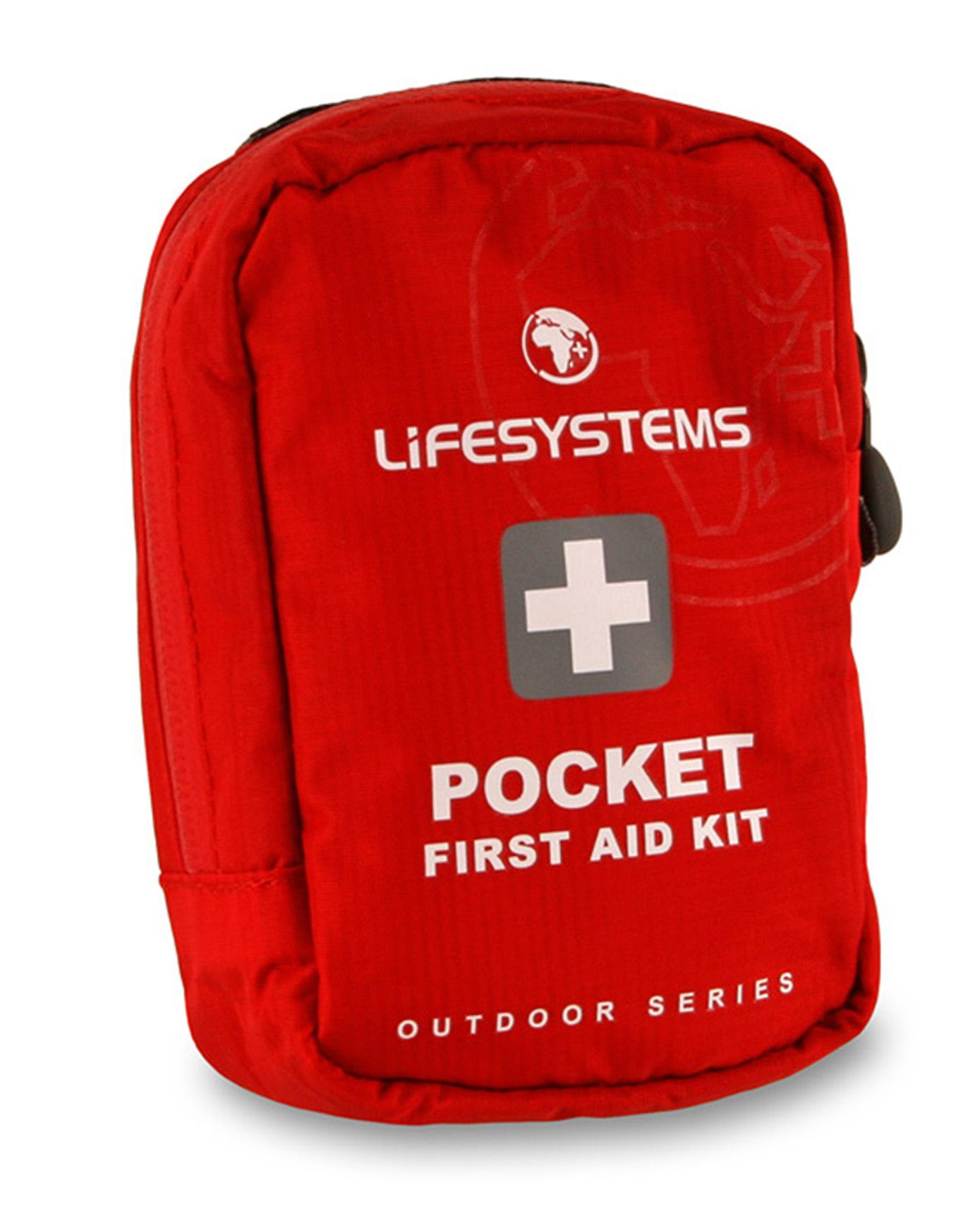 Pocket First Aid Kit