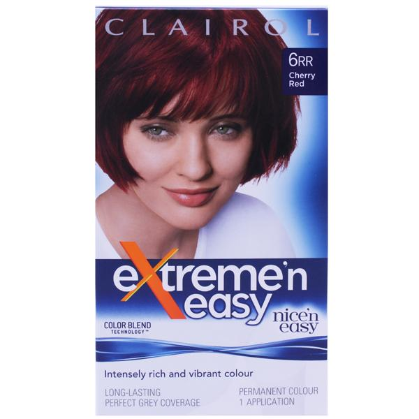 Clairol Extreme N Easy 6RR Cherry Red