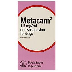 Metacam Oral Suspension for Dogs