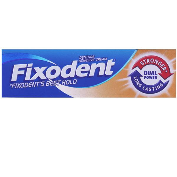Fixodent Dual Power Denture Adhesive