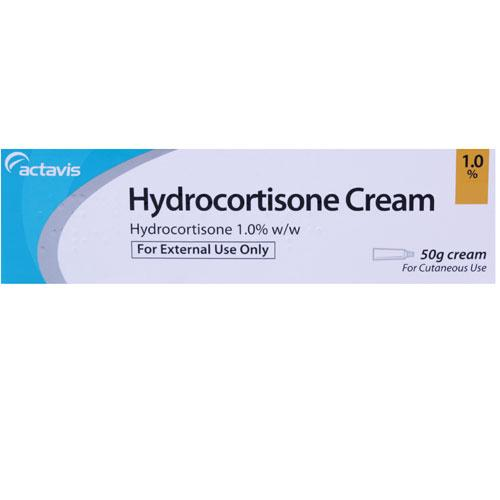 Hydrocortisone 1% Cream | Buy Eczema Treatment Online