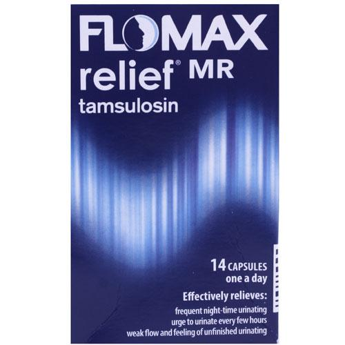 Flomax Relief MR 14 Capsules
