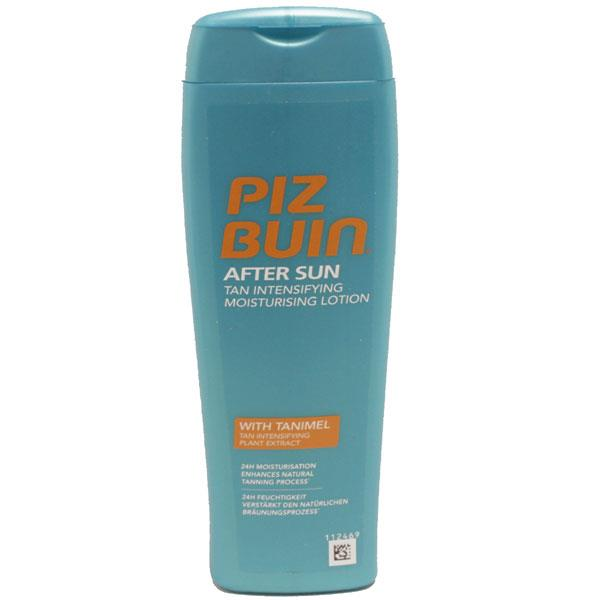 Piz Buin After Sun Tan Intensifying Moisturing Lotion