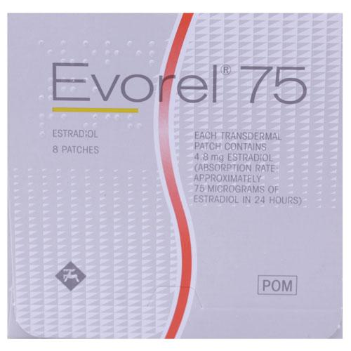 Evorel 75 Patches