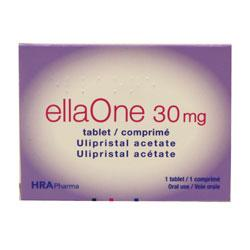 EllaOne 30mg Tablet