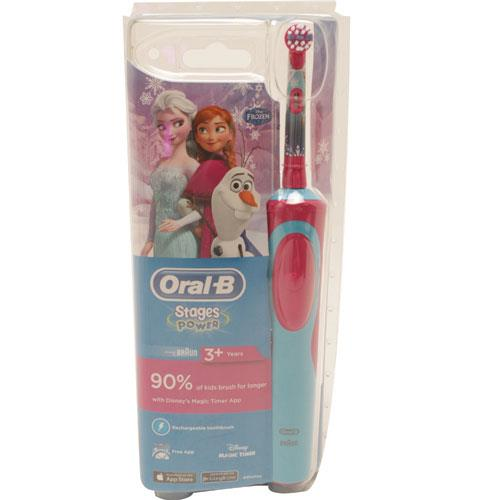 Oral B Frozen Vitality Toothbrush