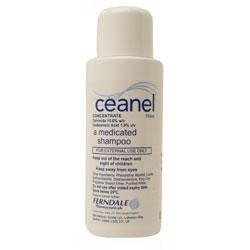 Ceanel Concentrate Medicated Shampoo