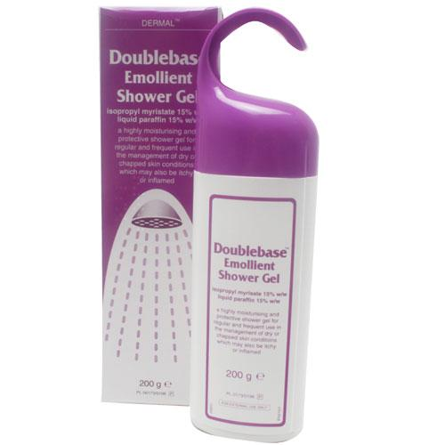 Doublebase Emollient Shower Gel