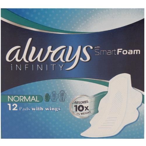 Always Infinity Normal Pads