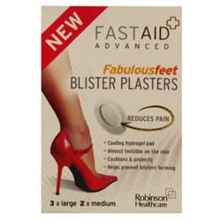 FastAid Blister Plasters