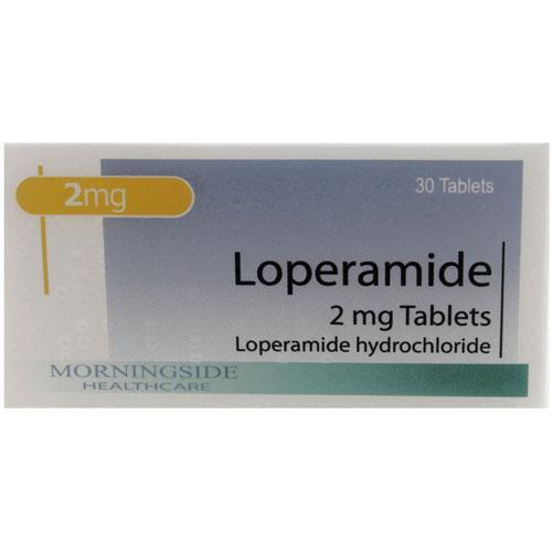 Loperamide 2mg Tablets