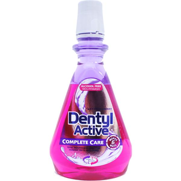Dentyl pH Icy-Fresh Cherry Exhilaration Triple Defence Mouthwash