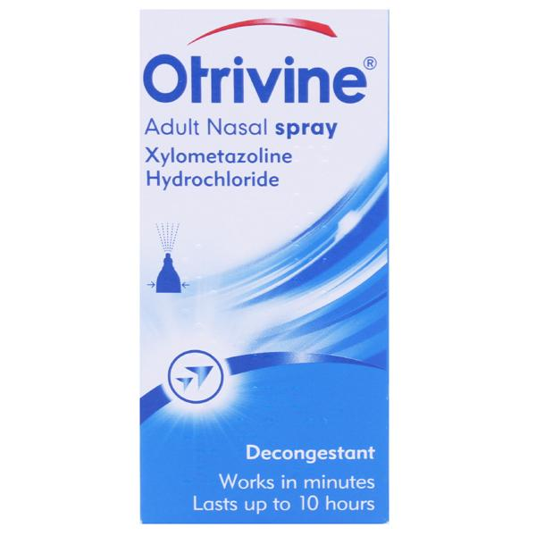 Otrivine Adult Formula Spray