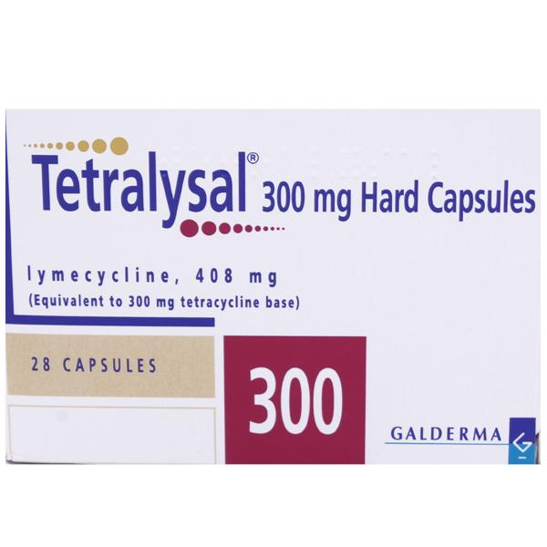 Tetralysal (Lymecycline) 408mg