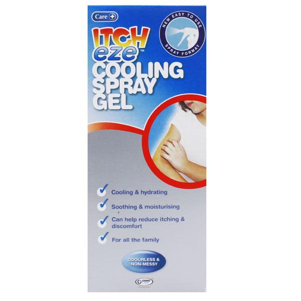 Itcheze Cooling Spray Gel (Care)