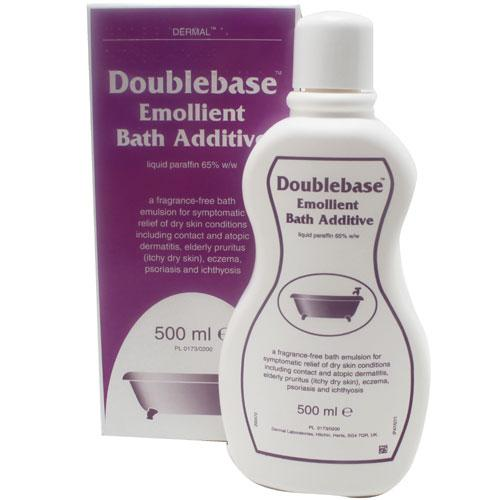 e4e855c007ad Doublebase Gel   Bath Additive For Dry Skin Conditions