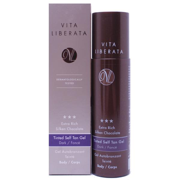 Vita Liberata Extra Rich Dark Silken Chocolate Tan Gel