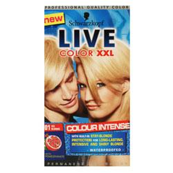 Schwarzkopf Live Color XXL Ice Blonde