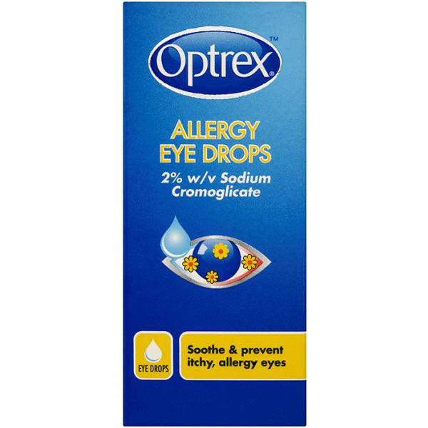Optrex Allergy Eye Drops