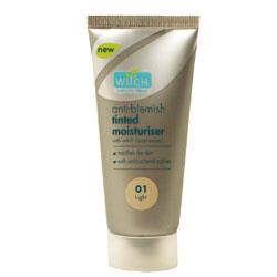 Witch Anti-Blemish Tinted Moisturiser 01 Light