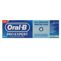 Oral B Pro Expert Mild Mint All Around Protection Toothpaste
