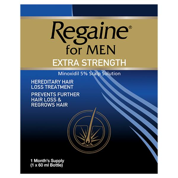 Regaine Extra Strength For Men