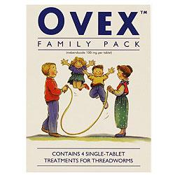 Ovex Tablets Family Pack
