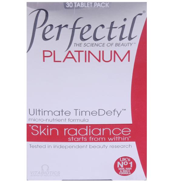 Perfectil Platinum Tablets- 30