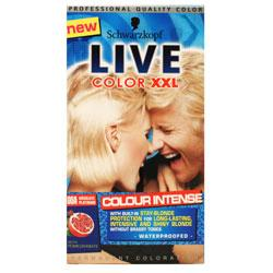 Schwarzkopf Live Color XXL Absolute Platinum