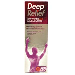 Deep Relief Gel