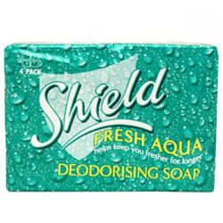 Shield Fresh Aqua Deodorising Soap